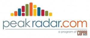 PeakRadar Logo