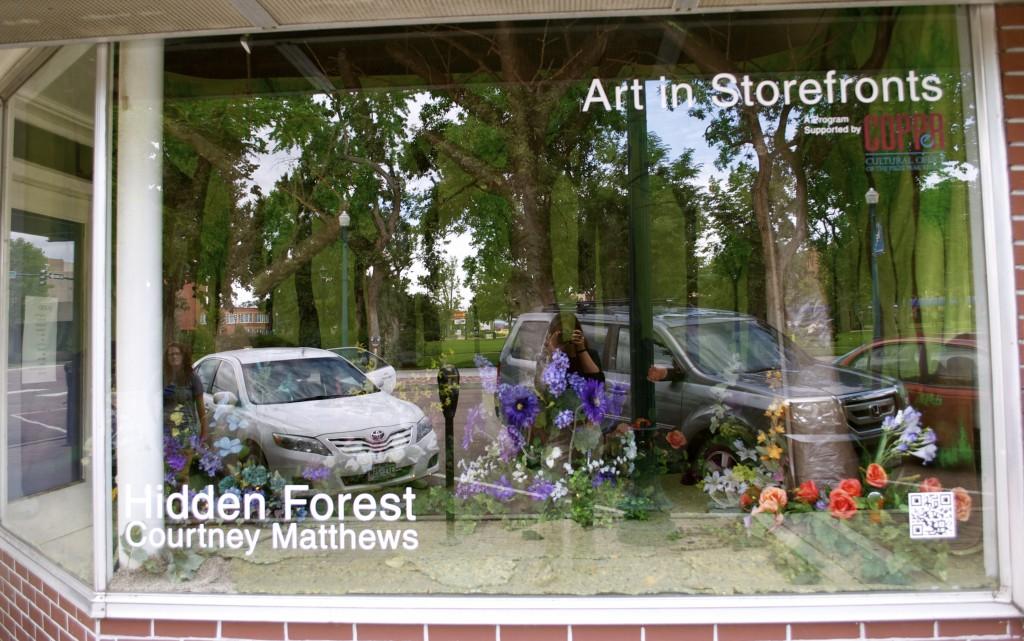 Courtney Matthews: Hidden Forest 125 E. Bijou