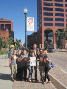 COPPeR Board Celebrates County Proclamation